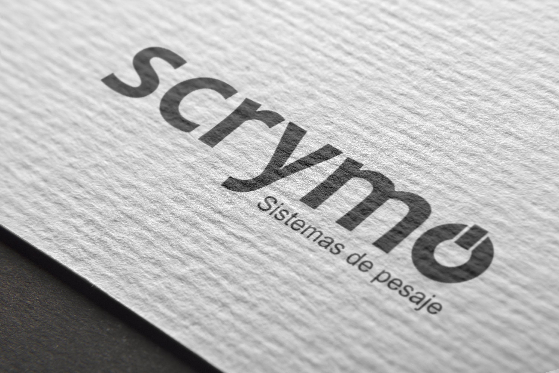 scrymo logo gris